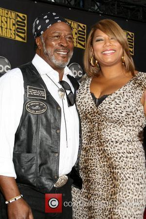 John Amos and Queen Latifah