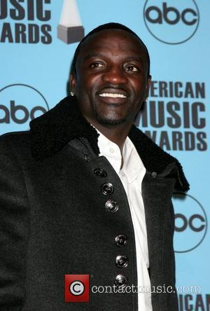 Akon Named Artist Of The Year