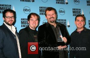 Casting Crowns Land Top Dove Award
