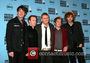 One Republic 2007 American Music Awards held at the Nokia Theatre - Pressroom Los Angeles, California - 18.11.07