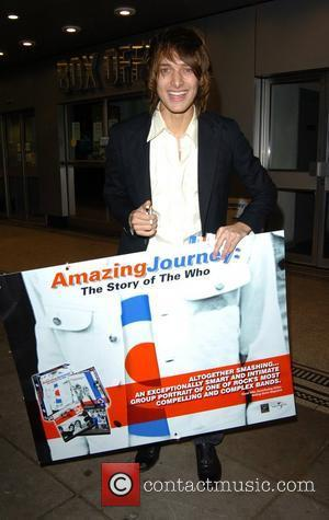 Paolo Nutini ,  Premiere of the DVD 'Amazing Journey: The Story Of The Who' at the Odeon Kensington -...