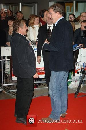 Roger Daltrey of The Who and Jeremy Clarkson Premiere of the DVD 'Amazing Journey: The Story Of The Who' at...