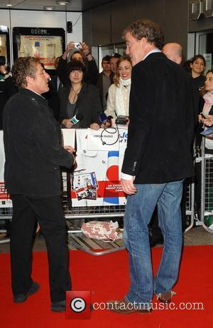 Roger Daltrey and Jeremy Clarkson Premiere of the DVD 'Amazing Journey: The Story Of The Who' at the Odeon Kensington...