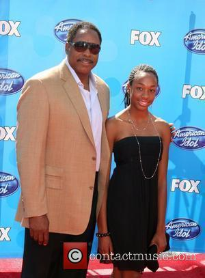 Dave Winfield and his daughter Arrivals at the 'American Idol 2008' finale. Los Angeles, California - 21.05.08