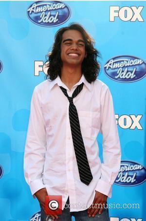Sanjaya Malakar Arrivals at the 'American Idol 2008' finale. Los Angeles, California - 21.05.08
