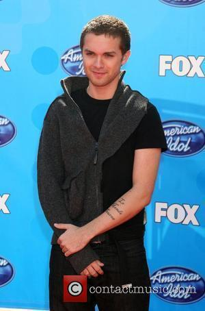 Thomas Dekker Arrivals at the 'American Idol 2008' finale. Los Angeles, California - 21.05.08