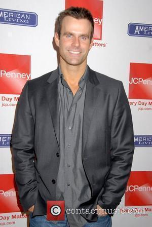 Cameron Mathison JC Penny celebrates the launch of American Living - Arrivals New York City, USA - 19.02.08