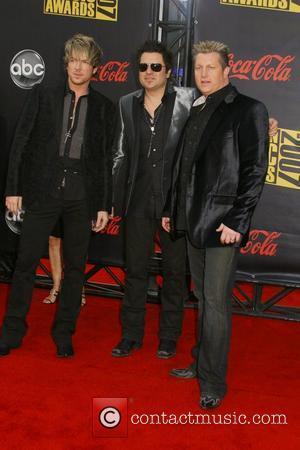 American Music Awards, Rascal Flatts