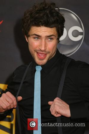 Matt Dallas 2007 American Music Awards held at the at the Nokia Theatre - Arrivals Los Angeles, California - 18.11.07