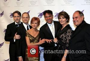 Boyd Gaines, Davide Hyde Pierce, Swoosie Kurtz, Brian Stokes Mitchell and Lucy Arnaz
