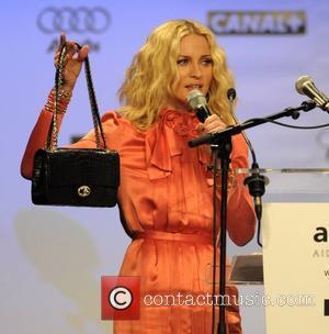 Madonna Denies Quitting Kabbalah
