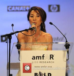 Michelle Yeoh amfAR's annual Cinema Against AIDS gala at The 2008 Cannes Film Festival held at at  Le Moulin...
