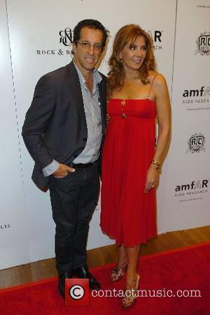 Kenneth Cole and Natasha Richardson