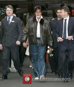 Bachchan's Global Warning
