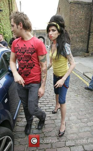 Winehouse 'Skips' Video Shoot