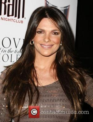 Barbara Bermudo 'An Evening of Love' benefiting the Bare Feet Foundation (pies Descalzos Foundation) at the Palms Hotel Casino Las...