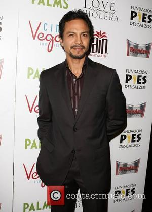 Benjamin Bratt 'An Evening of Love' benefiting the Bare Feet Foundation (pies Descalzos Foundation) at the Palms Hotel Casino Las...