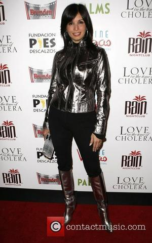 Giselle Blondet 'An Evening of Love' benefiting the Bare Feet Foundation (pies Descalzos Foundation) at the Palms Hotel Casino Las...