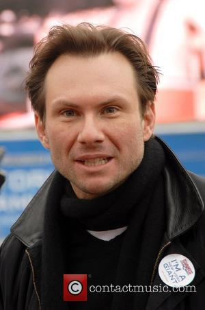 Christian Slater and The Game