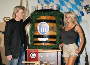 Hans Klok, Las Vegas and Pamela Anderson