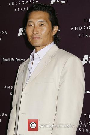 Daniel Dae Kim A&E World Premiere Screening of 'The Andromeda Strain' held at the Director's Guild of America Theatre Los...