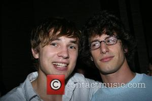 William Moseley and Andy Samberg