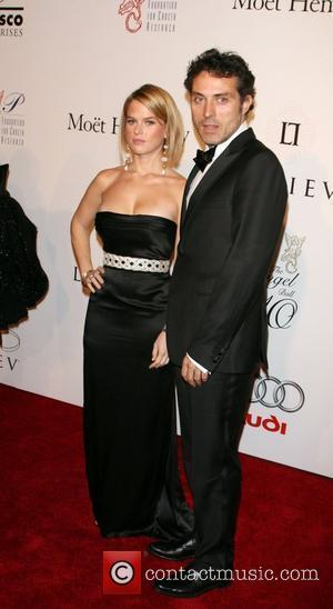 Rufus Sewell 10th Annual Angel Ball held at the Marriott Marquis - Arrivals New York City, USA - 29.10.07