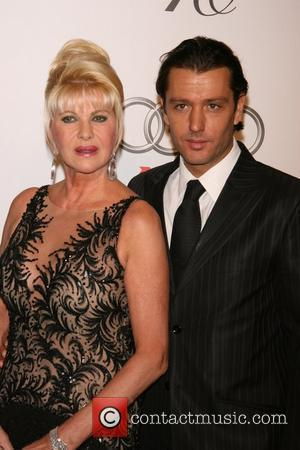 Ivana Trump, Rossano Rubicondi 10th Annual Angel Ball held at the Marriott Marquis - Arrivals New York City, USA -...