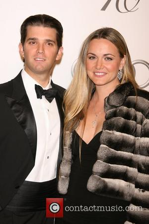 Donald Trump and Vanessa Trump