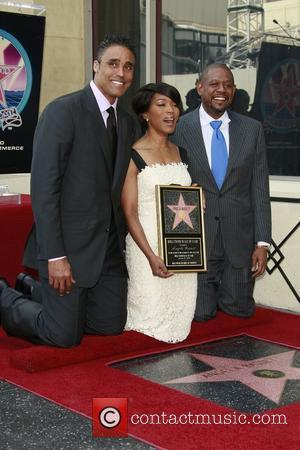 Rick Fox, Angela Bassett, Star On The Hollywood Walk Of Fame and Walk Of Fame