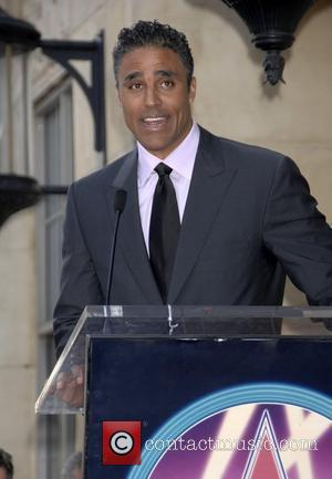 Rick Fox, Star On The Hollywood Walk Of Fame and Walk Of Fame