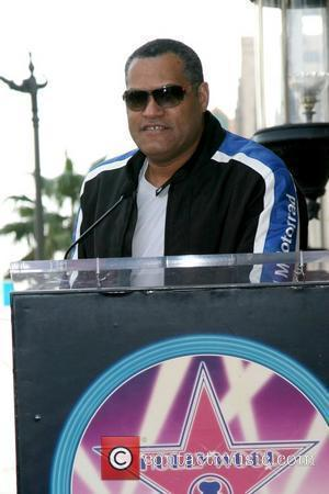 Laurence Fishburne, Star On The Hollywood Walk Of Fame and Walk Of Fame