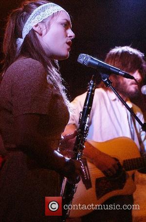 Angus & Julia Stone and Julia Stone