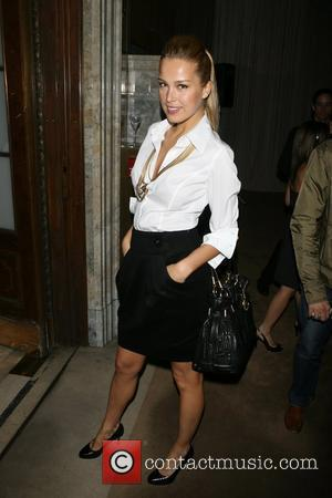 Petra Nemcova Ann Taylor & Ann Taylor Loft spring 2008 runway show held at Public Library New York City, USA...