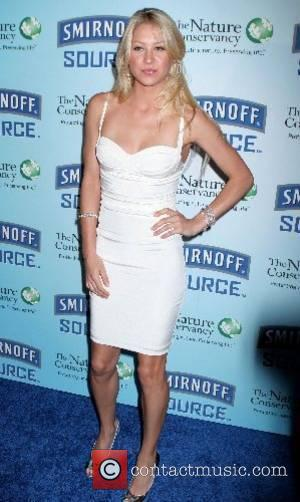 Anna Kournikova  at the Smirnoff 'Conservation Starts at the Source Benefit' at ULTRA benefiting The Nature Conservancy  New...