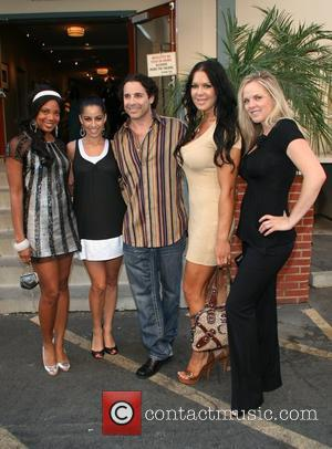 Tiffany Hines, Marta McGonagle, Jonathan Baker, Chyna Doll and Victoria Fuller  'Anna Nicole' Movie premiere held at Fox Studios...