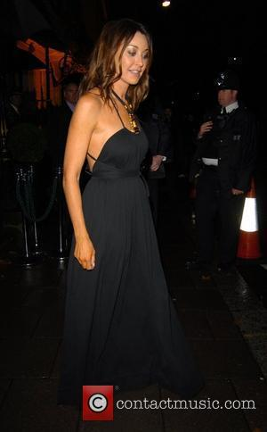 Tamara Mellon leaving Annabel's night club London, England - 16.10.07