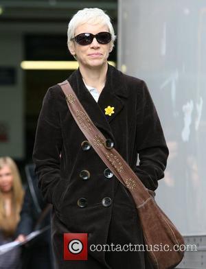 Annie Lennox and Eurythmics