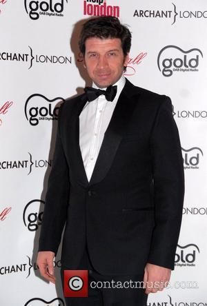 Nick Knowles The Archant Press Ball held at The Brewery - Arrivals London, England - 17.11.07