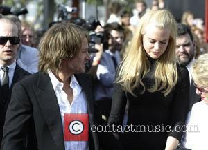 Kidman Refuses To Discuss Happiness