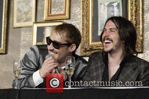 Daniel Johns and Ben Gillies Of Silverchair