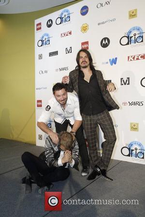 Chris Jouannou and Daniel Johns