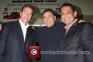 California Governor and Arnold Schwarzenegger