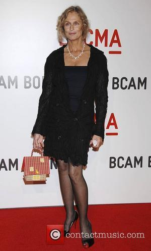 Lauren Hutton Arrivals LACMA Opening celebration of the Broad Contemporary Art Museum Los Angeles, USA - 09.02.08