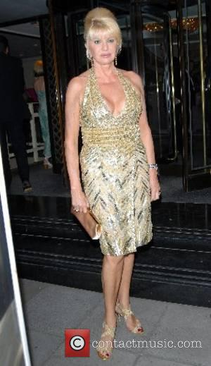 Ivana Trump Art & Antiques Fair - charity gala evening held at Grosvenor House Hotel London, England - 14.06.07