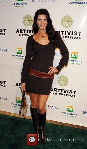 Adrienne Janic 4th Annual Artivist Film Festival - arrivals held at the Egyptian Theatre Hollywood , California - 11.11.07