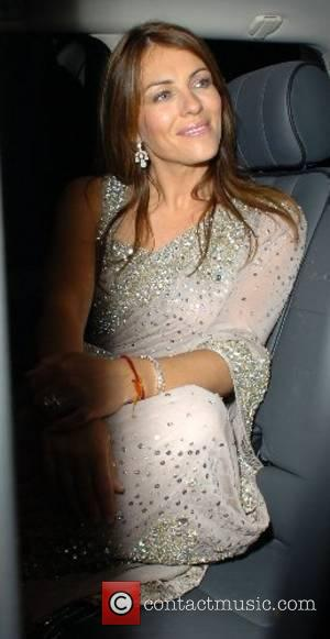 Elizabeth Hurley, Asian Women Of Achievement Awards