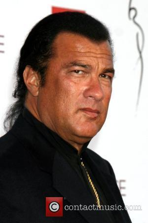 UCLA, Steven Seagal