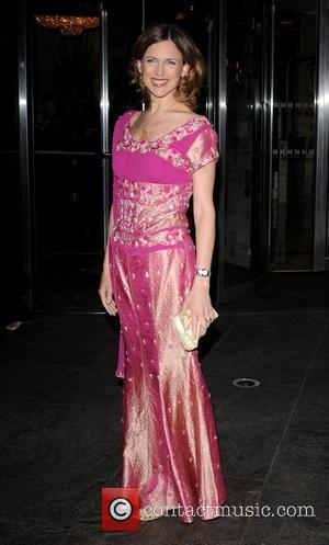 Katie Derham Asian Woman of the Year Awards held at the Hilton Park Lane - Arrivals London, England - 20.05.08
