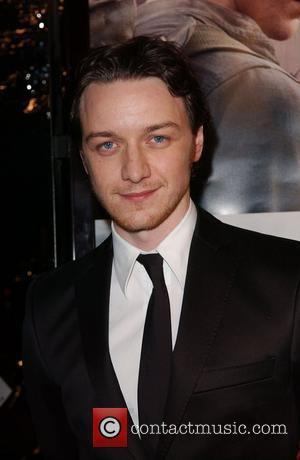 Mcavoy Credits Scots Roots For His Kissing Skills